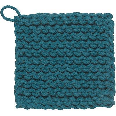 DANICA 鉤針編織隔熱墊(藍)