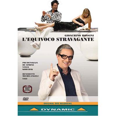 羅西尼 - 歌劇《奇異的誤解》 DVD