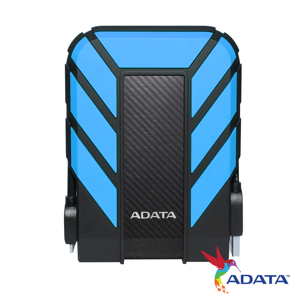 ADATA威剛 Durable HD710Pro 1TB 2.5吋行動硬碟-藍色