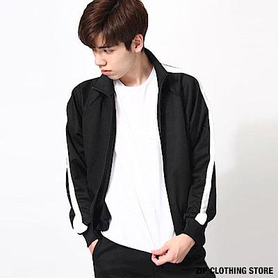 休閒運動夾克(6色) ZIP日本男裝
