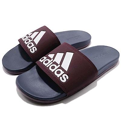 adidas拖鞋Adilette休閒男鞋女鞋