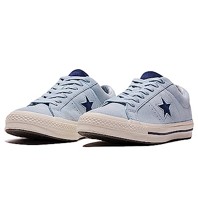 CONVERSE-男休閒鞋160585C-藍