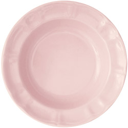 EXCELSA Chic陶製深餐盤(粉22cm)
