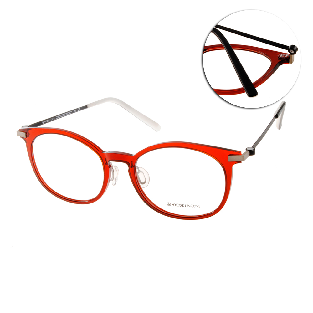 VYCOZ眼鏡 完美創新/紅-黑#VYCIE RED-BK