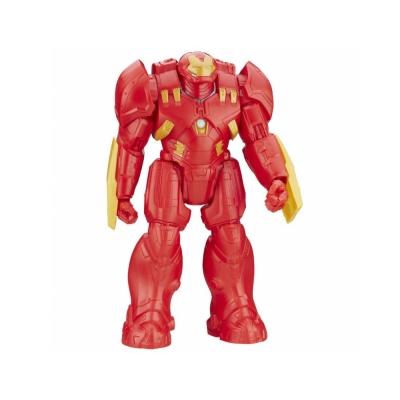孩之寶Hasbro Marvel漫威英雄 復仇者聯盟 12吋泰坦鋼鐵破壞者 B6496