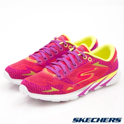 SKECHERS(女)跑步系列Go MEB Speed 3-14100PKLM