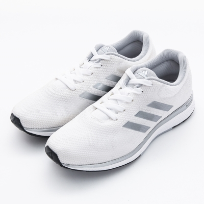 ADIDAS-女慢跑鞋B39027-白