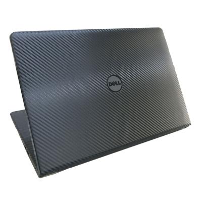 EZstick DELL Inspiron 14 3000 Carbon 黑色立體紋機身貼