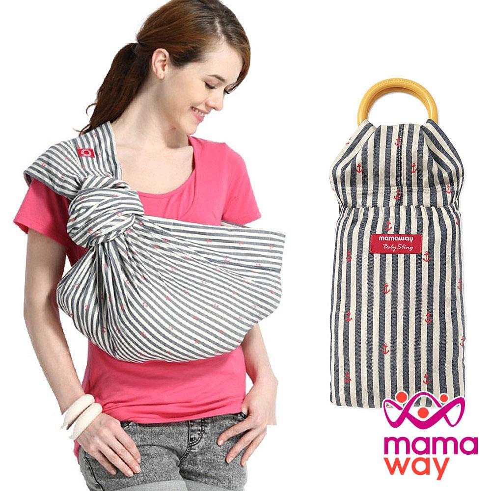 Mamaway 小紅鉚育兒揹巾
