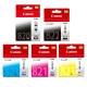CANON PGI-820BK+CLI-821BK/C/M/Y原廠墨水組合(2黑3彩5入) product thumbnail 1