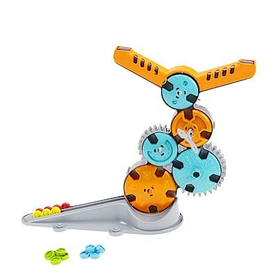 Hasbro資優生遊戲系列-齒輪對決組