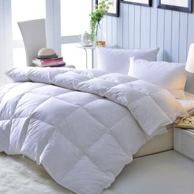 五星級飯店指定專用天然水鳥羽毛被組 1被2枕
