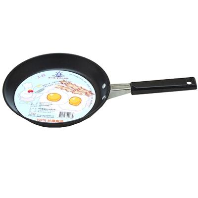 台灣製造17.5公分迷你煎蛋專用不沾平底鍋(S-88)