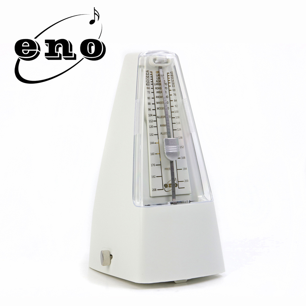 ENO EM-06 機械式節拍器 古典白色