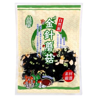 富麗康 海帶芽湯-金針蘑菇(95g)