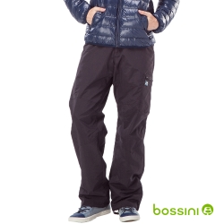 bossini男裝-多功能防風雪褲04黑