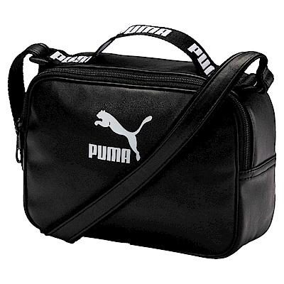 PUMA-女性Prime小側背包-黑色