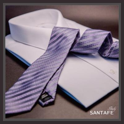 SANTAFE 韓國進口中窄版7公分流行領帶 (KT-188-1601010)