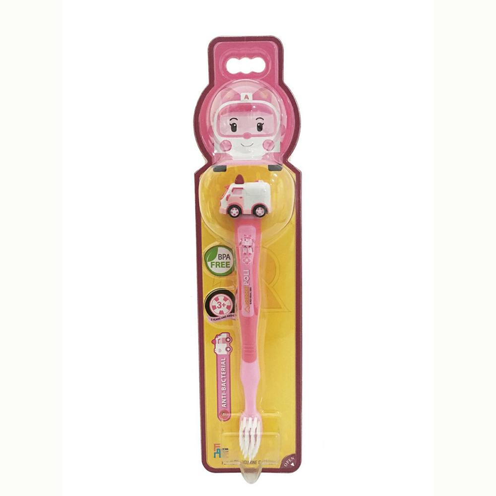 POLI 波力-立體兒童牙刷 (安寶造型)