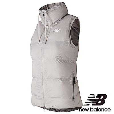 New Balance 保暖鋪棉背心 AWV73549OVC 女性 灰色