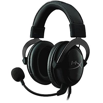 金士頓 HyperX CLOUD II電競耳機-金屬灰(KHX-HSCP-GM)