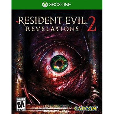 惡靈古堡:啟示 2 Resident Evil-XBOX ONE中英日文美版