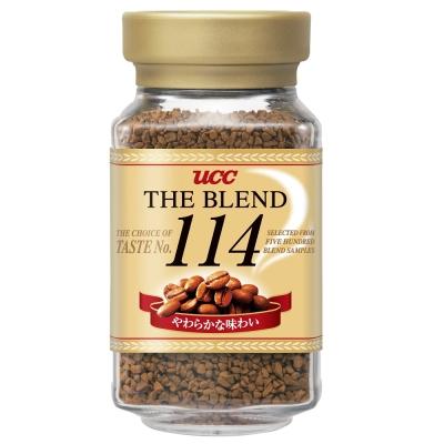 UCC 114即溶咖啡(90g)