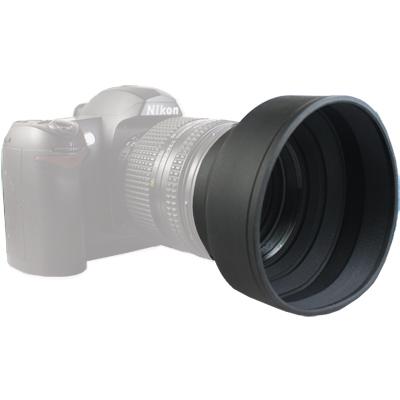Piyet 鏡頭軟式螺紋遮光罩( 55 、 58 、 62 、 67 mm)