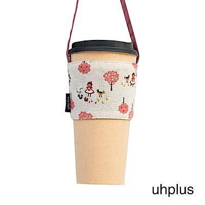 uhplus Love Life 隨行環保飲料袋-小紅帽