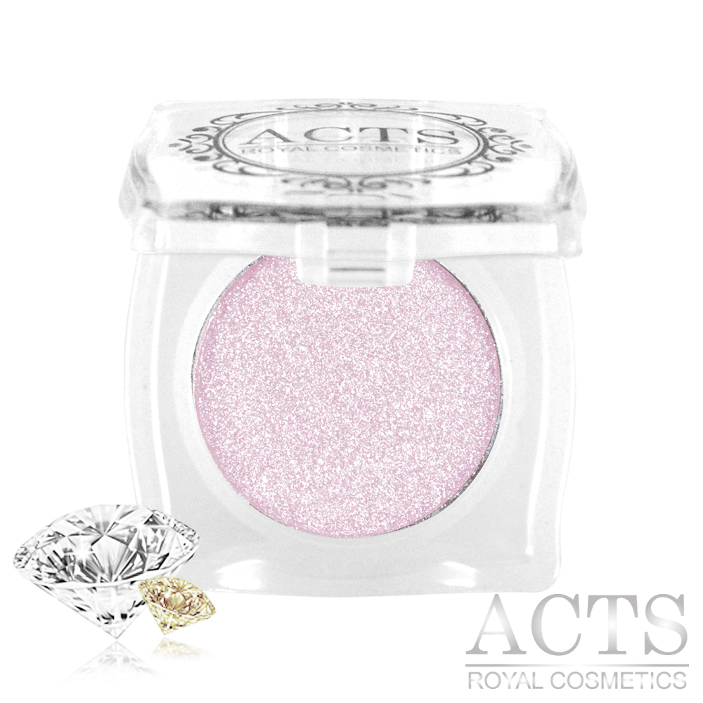 ACTS維詩彩妝 魔幻鑽石光眼影 不凋花紫鑽D520