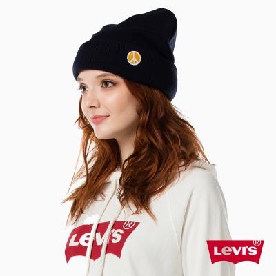 造型毛帽  LOGO  - Levis