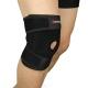 PUSH! 運動戶外休閒用品柔韌彈簧條支撐設計的護膝3000次不掉絨不起球