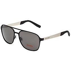 BOSS 飛官款 太陽眼鏡 (黑色)BO0226S