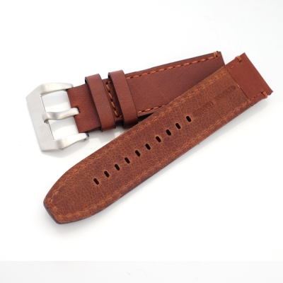 PARNIS BOX 沛納海代用 24mm 彈帶紋 軍錶 特殊質感