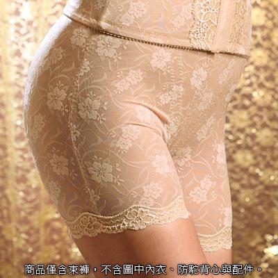【曼黛瑪璉】魔幻美型中管束褲P2222 (暖膚)