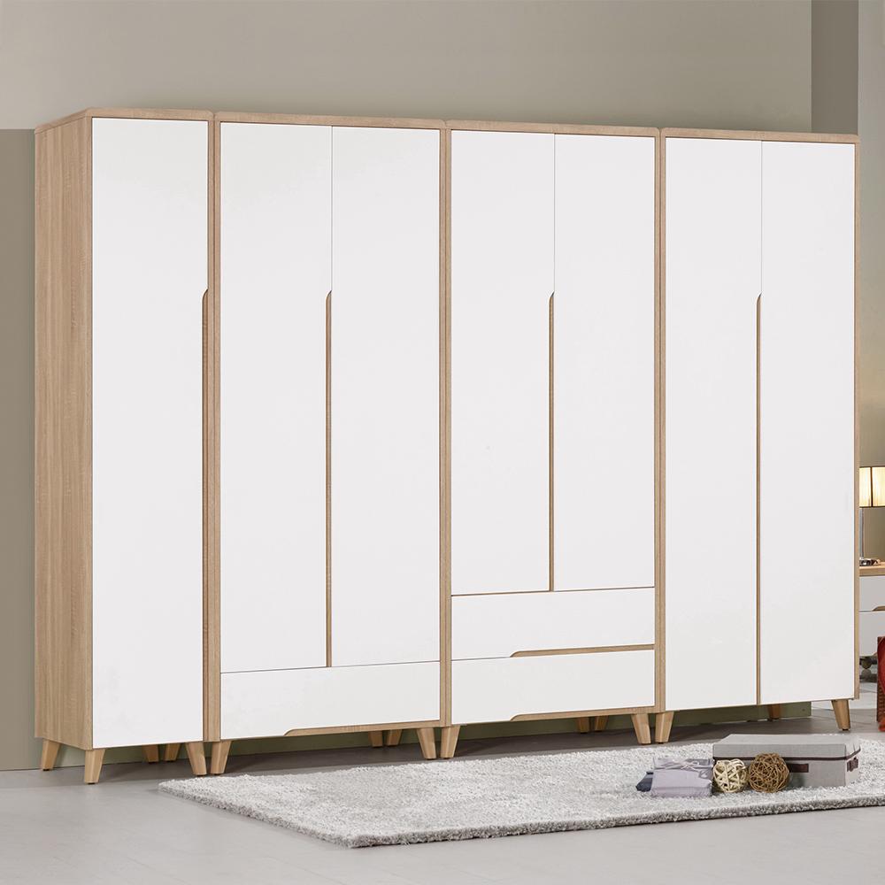 Bernice-萊羅9尺組合衣櫃-269x55x204cm