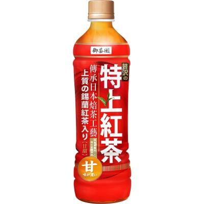 御茶園 特上紅茶(550mlx24入)