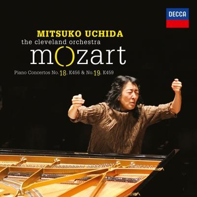 莫札特/第18&19號鋼琴協奏曲(1CD)