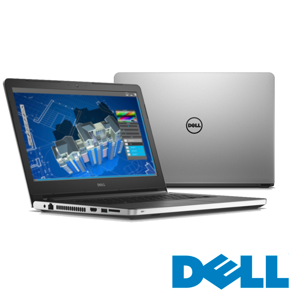 Dell Inspiron 14吋筆電(i7-6500U/2G獨顯/1T/4G/Win10)