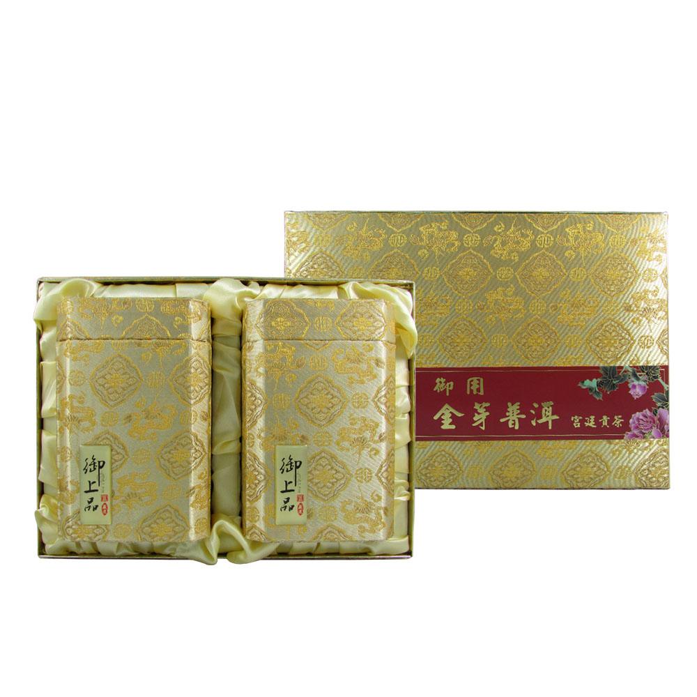 【御上品】尊貴(金芽普洱)禮盒