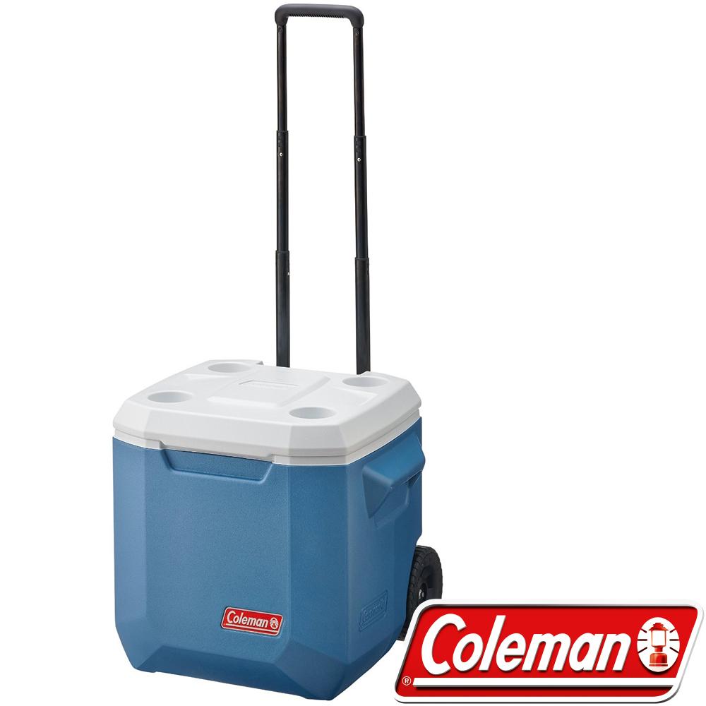 Coleman 02115 37L XTREME拖輪冰箱/4日保冷/保鮮箱/釣箱