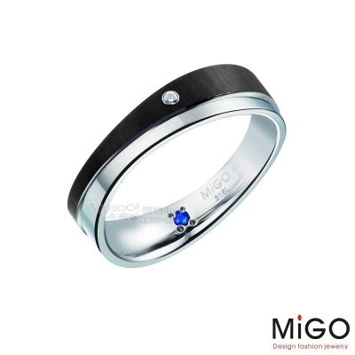 MiGO-柔情男戒(黑)