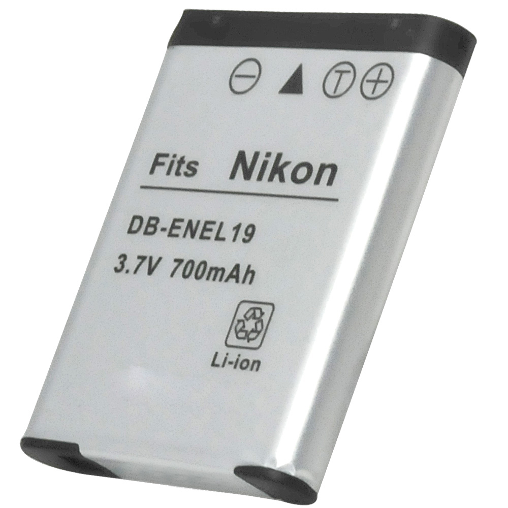 Kamera 鋰電池 for Nikon EN-EL19 (DB-ENEL19)