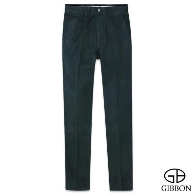 GIBBON 天絲棉透氣斜紋平口褲‧暗藍30~42