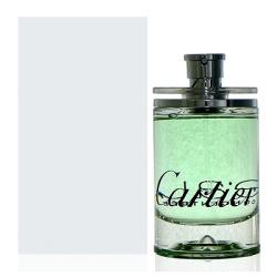 Cartier 卡地亞之水高濃度淡香水100ml Tester 包裝
