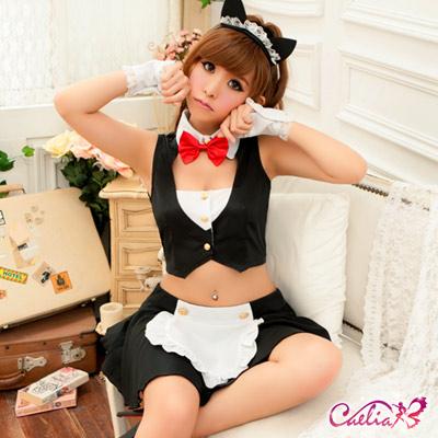 Caelia 樂愛冒險!五件式貓女角色服