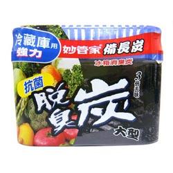 妙管家備長炭 冰箱消臭(冷藏)300g