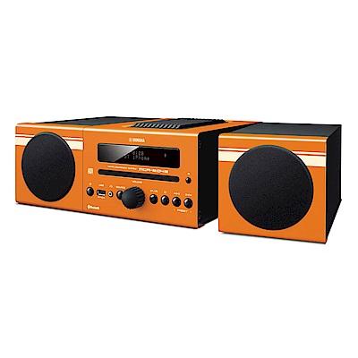 Yamaha 桌上型音響 MCR-B043-橘系