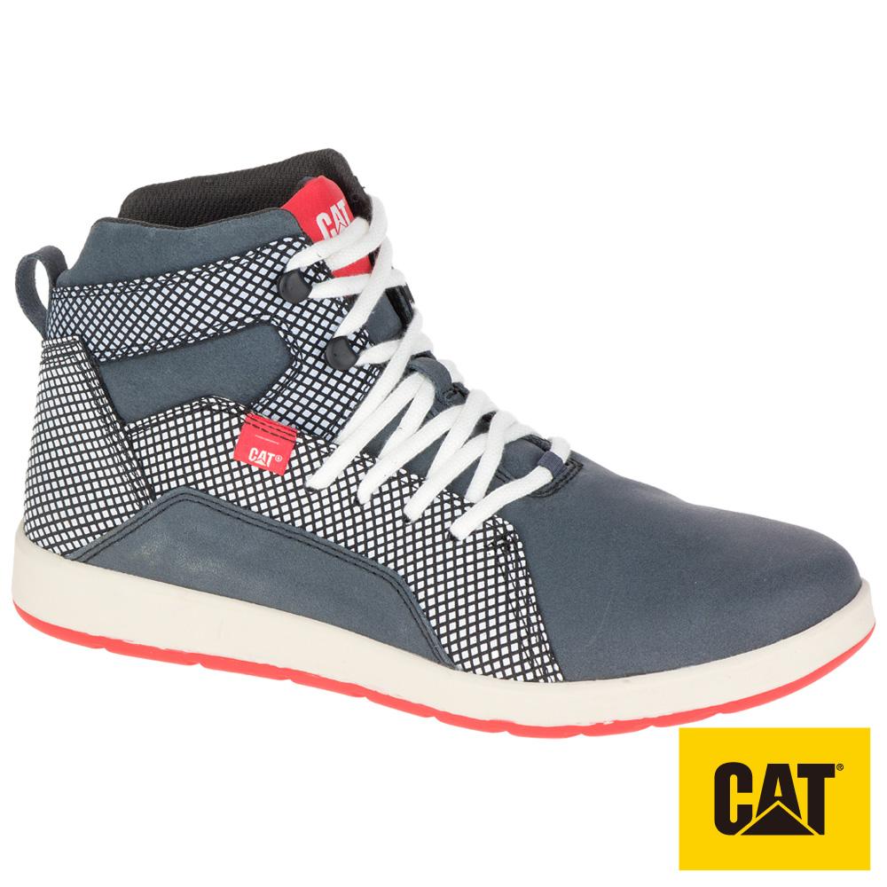 CAT SHAW ACTIVE系列男鞋-灰藍(720392)