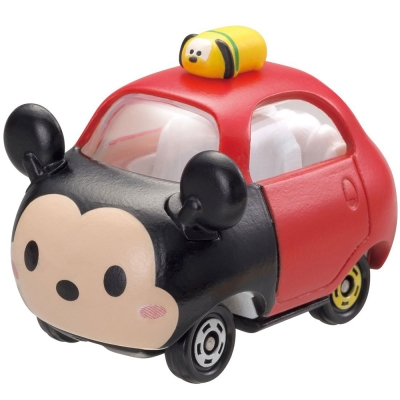 迪士尼小汽車-TSUMTSUM-米奇-頂端車